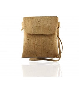 Handbag shoulder bag cork