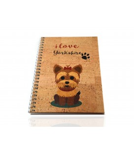 Cork Notebook Yorkshire