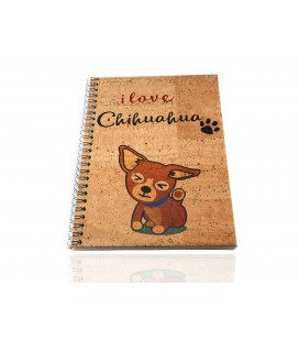 Cork journals Chihuahua