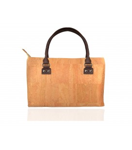 Rigid cork bag