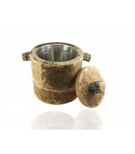 Bucket Rustic Cork
